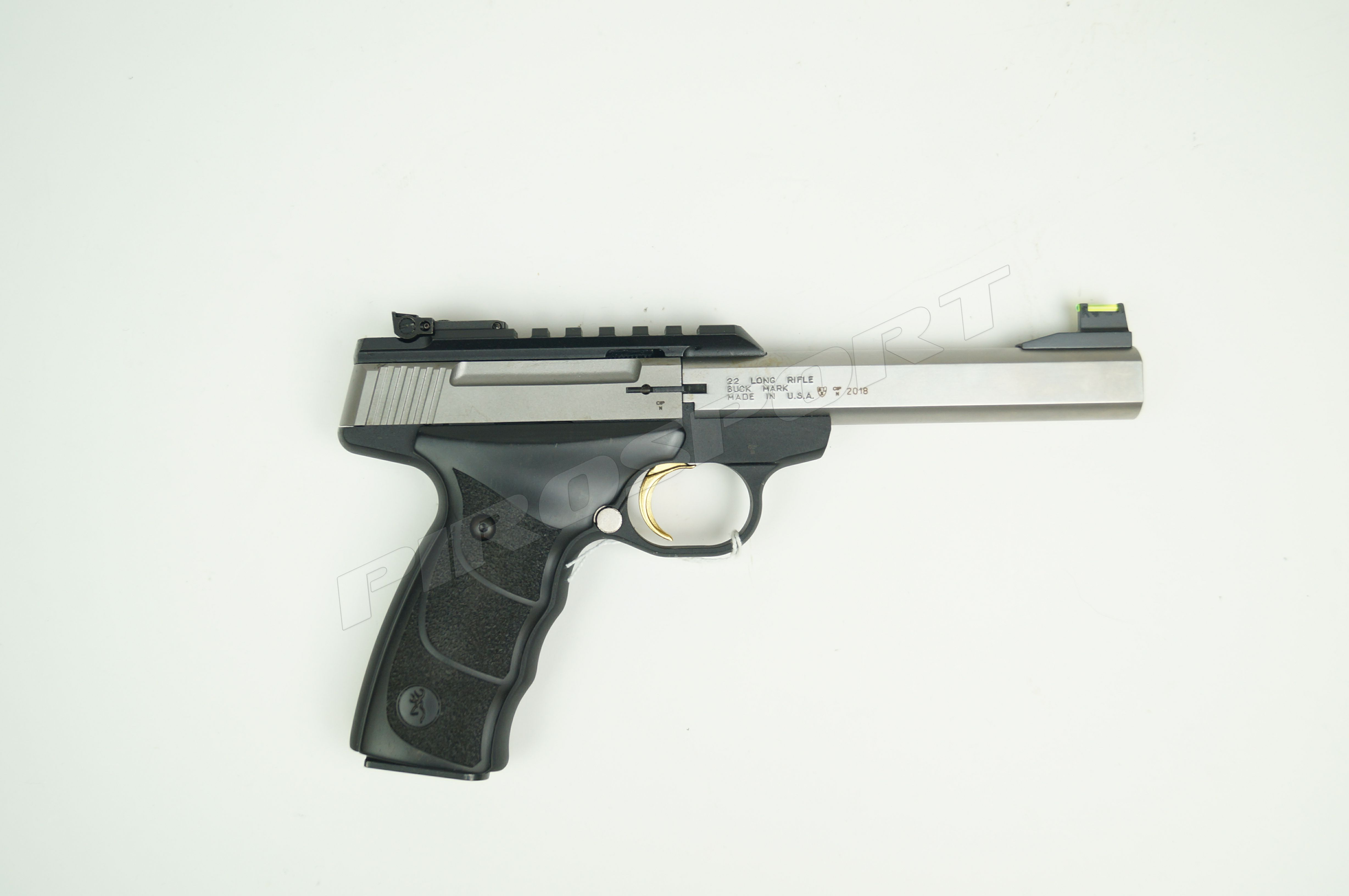Browning Buckmark Plus Stainless UDX  Rail .22LR €629,95