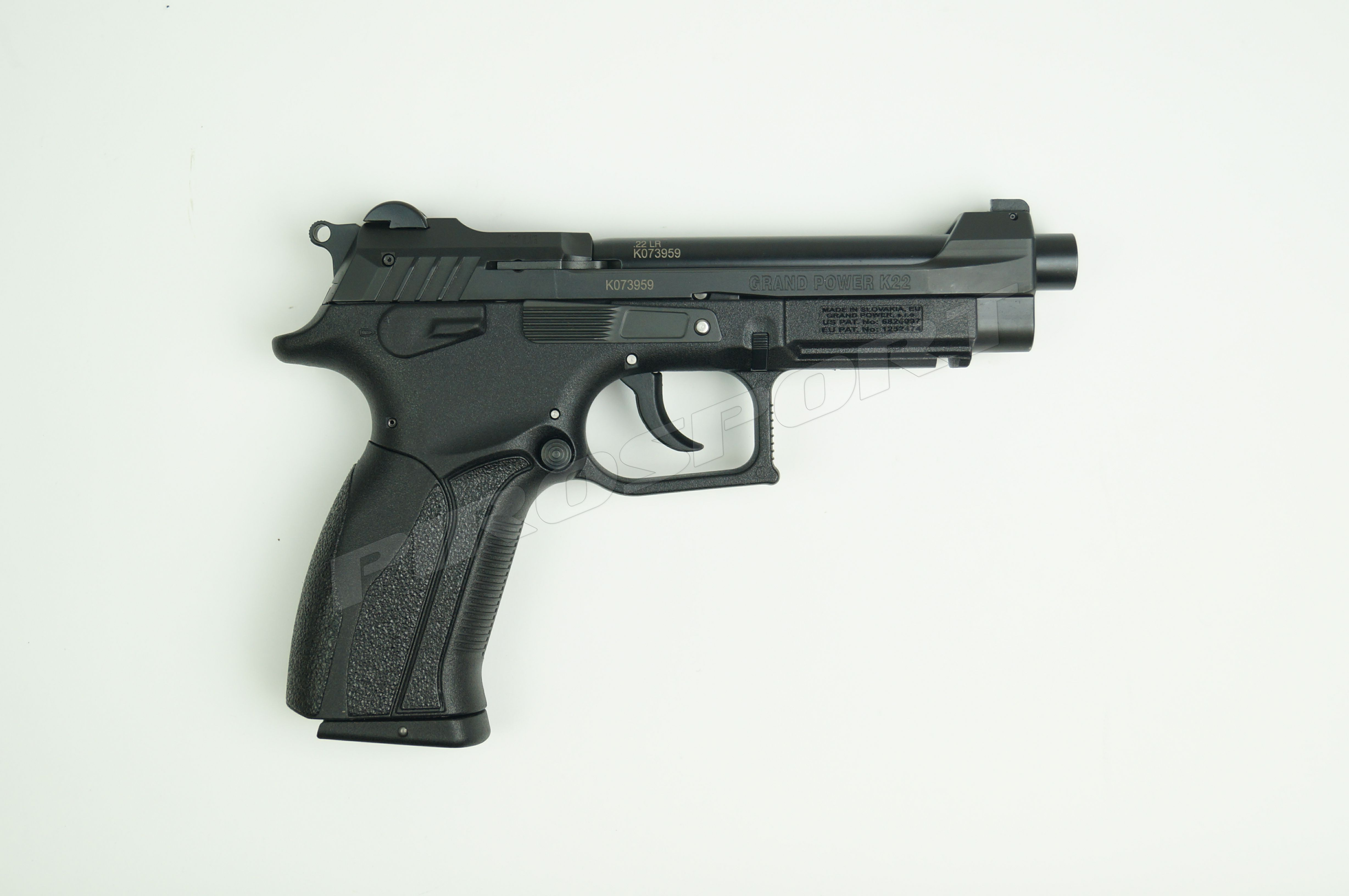 Grand Power K22 .22LR van €495,00 voor €424,95