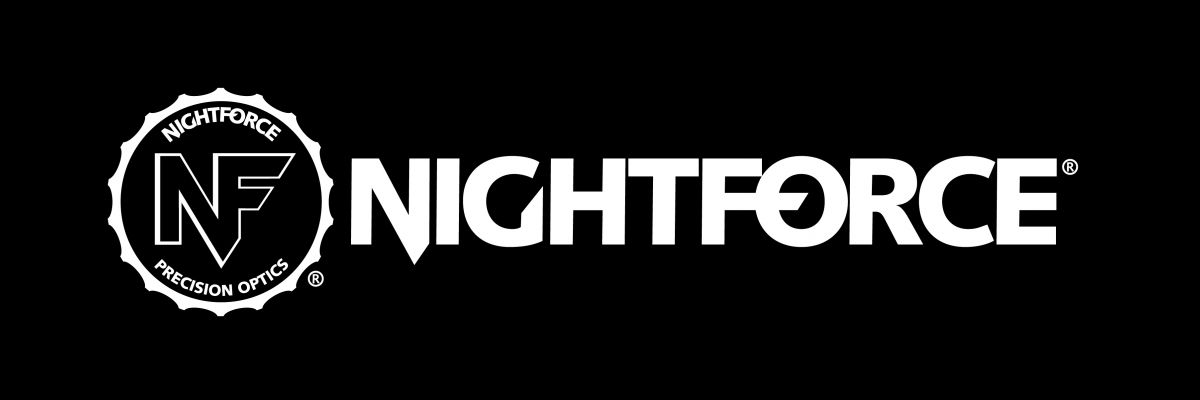 Nightforce LogoREVERSE